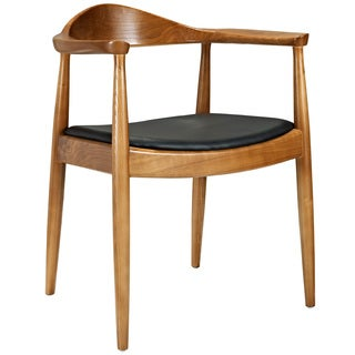 Tracy Wood Dining Arm Chair