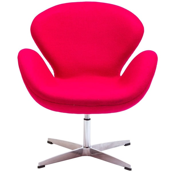 Arne Jacobsen Pink Swan Chair