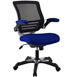 Focus Blue Mesh Fabric Office Chair