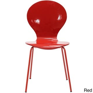 Insect Red Side Chair
