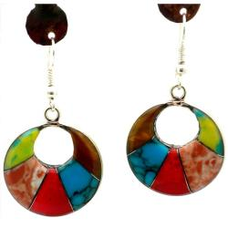 Arcada Stone Drop Earrings (Mexico)