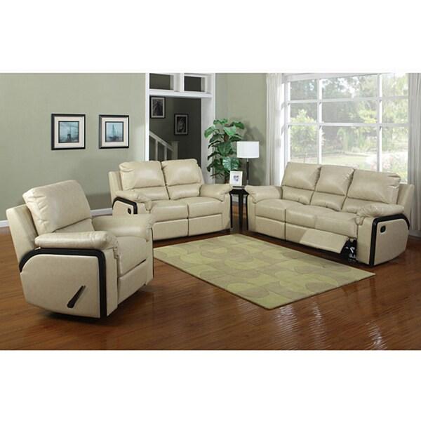 Brian 3-Piece Sofa Set
