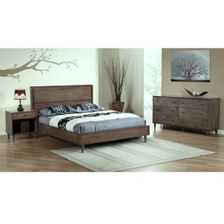 Vilas Light Charcoal King Bed