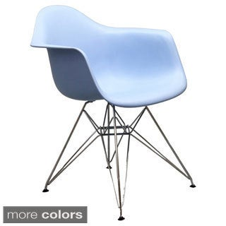 Paris Wire Blue Arm Chair