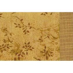 Nourison Home Brown Rug (7'9 x 10'10)