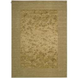 Nourison Calvin Klein Home Brown Rug (7'9 x 10'10)