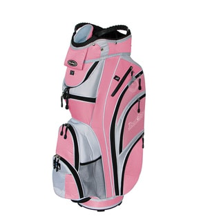 Tour Edge Pink Max-D Cart Bag