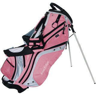 Tour Edge Pink Max-D Stand Bag
