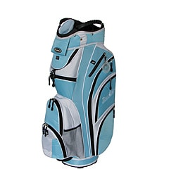 Tour Edge Light Blue Max-D Cart Bag