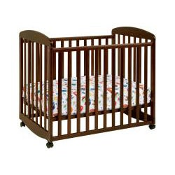 DaVinci Alpha Espresso Mini Rocking Crib