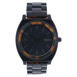Nixon Men's Time Teller Brown Watch