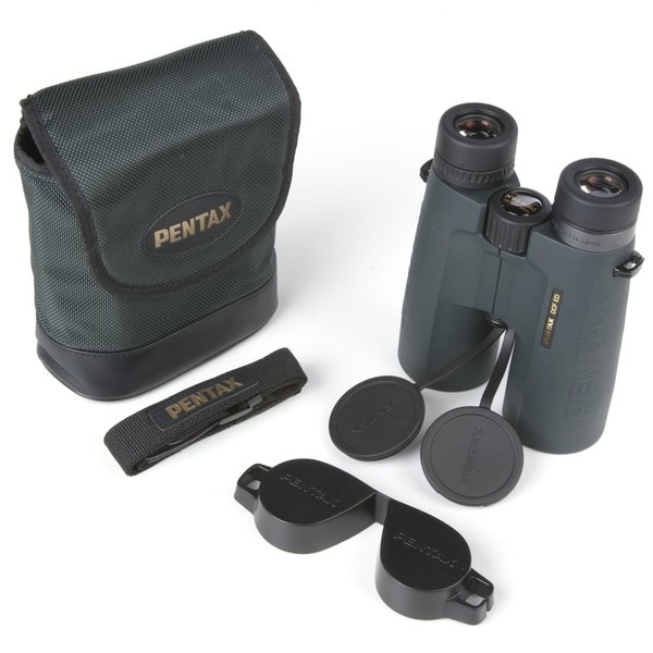 Pentax 10x50 DCF SP Binocular with Case