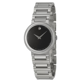 Movado Women's Stainless-Steel Concerto Watch