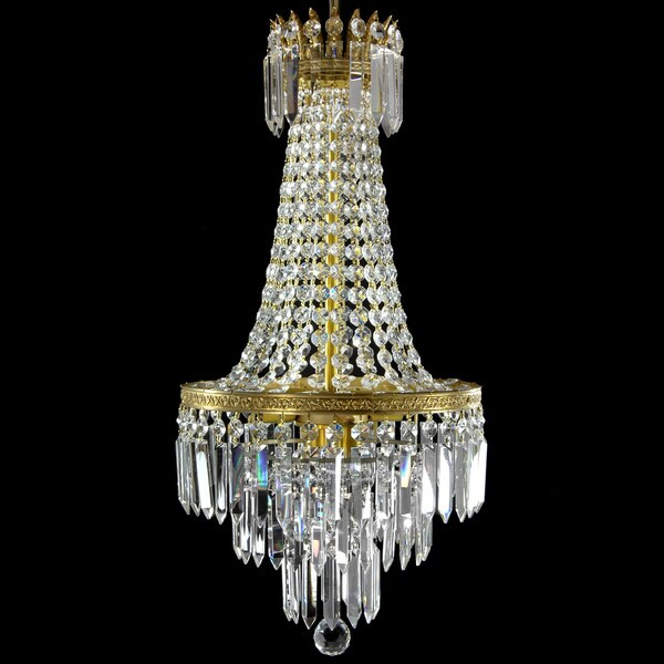 Fountain of Light Crystal Chandelier (China)