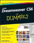 Dreamweaver CS6 for Dummies (Paperback)