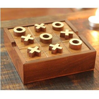Seesham Wood 'Weekend Fun' Game Set (India)