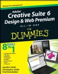 Adobe Creative Suite 6 Design & Web Premium All-in-One for Dummies (Paperback)
