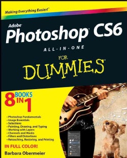 Photoshop CS6 All-in-One for Dummies (Paperback)