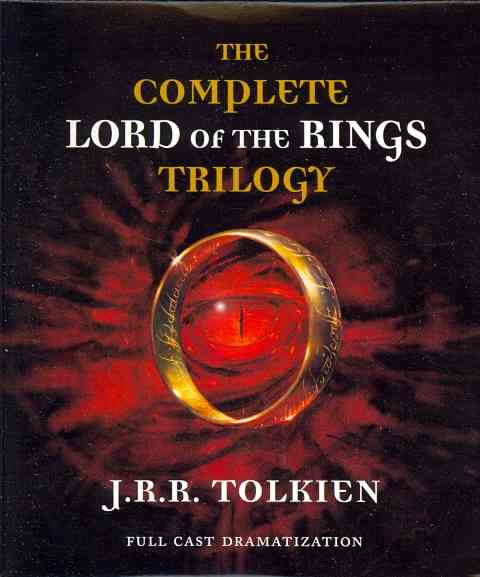 The Complete Lord of the Rings Trilogy (CD-Audio)