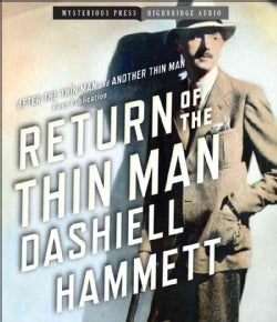 Return of the Thin Man (CD-Audio)