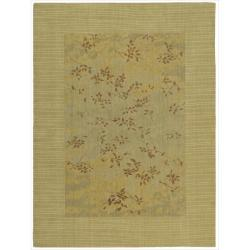 Nourison Home Gold Indoor Rug (5'6 x 7'5)