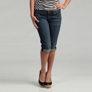 David Kahn Women's 'Bermuda' Denim Shorts FINAL SALE