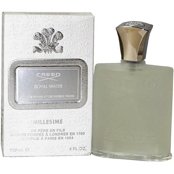 Creed Royal Water Women's 4-ounce Millesime Perfume Spray
