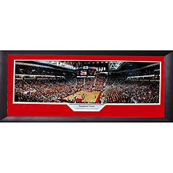 University of Maryland 'Inaugural Game' Panoramic Frame