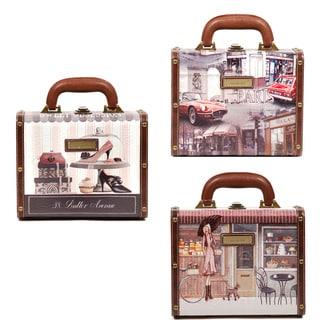 Nicole Lee Camilla Women's Vintage Style 10-inch Briefcase