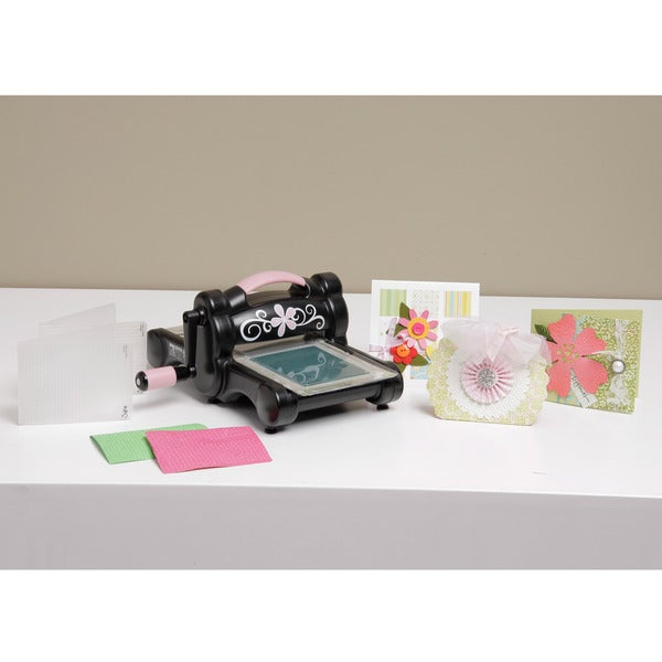 Sizzix Big Shot & Bonus Texture Fades Value Kit