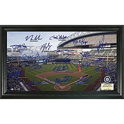 Seattle Mariners Signature Field Frame