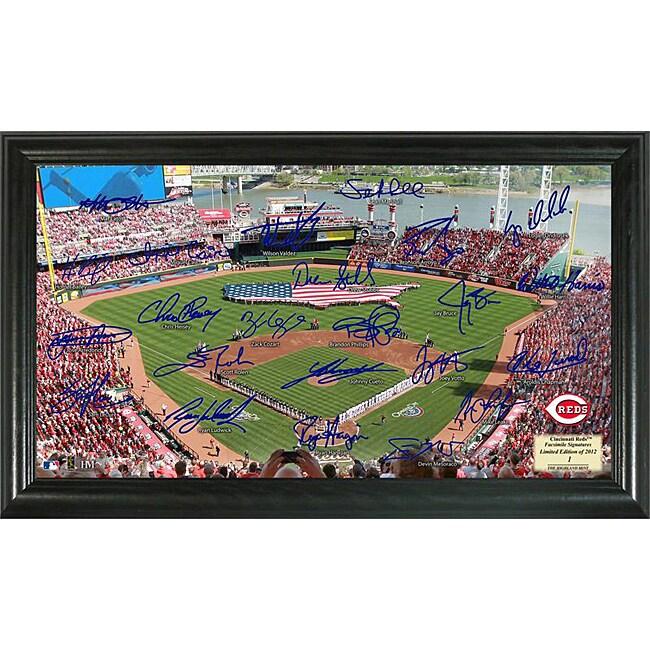 Cincinnati Reds Signature Field Frame