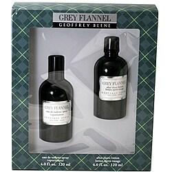 Geoffry Beene Men's Grey Flannel 2-piece Set