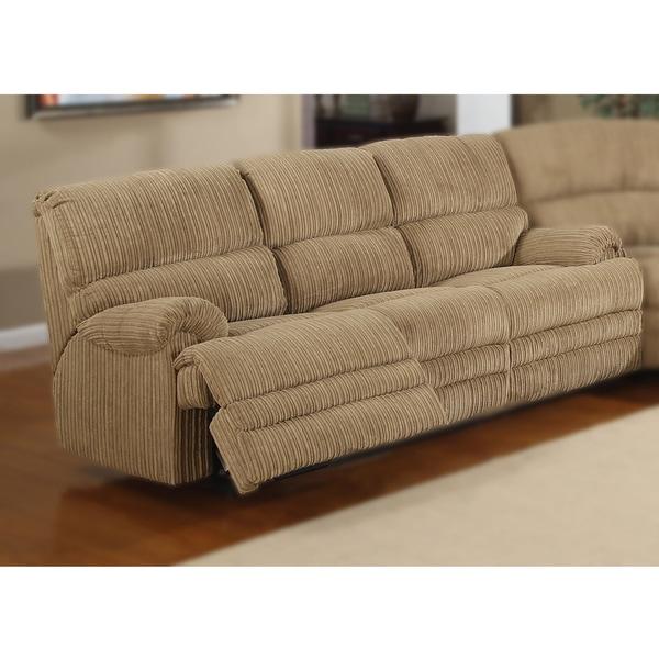Denton Dual Reclining Sofa