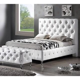 Sylvia Modern Queen-size Platform Bed