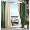 Gazebo Stripe Grommet Top 96 inch Indoor/ Outdoor Curtain Panel