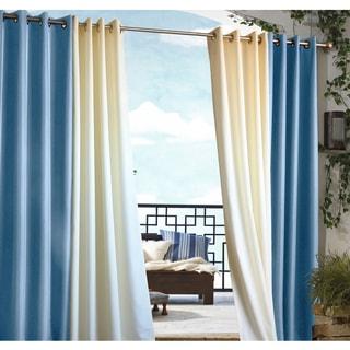 Gazebo Grommet Top 84 inch Indoor/ Outdoor Curtain Panel