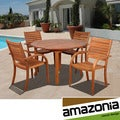 Riviera 5-piece Round Dining Set