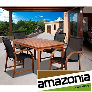 Cosmopolitan 5-piece Rectangular Dining Set