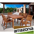 Riviera 7-piece Rectangular Dining Set