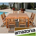 Nantes 9-piece Teak Dining Set