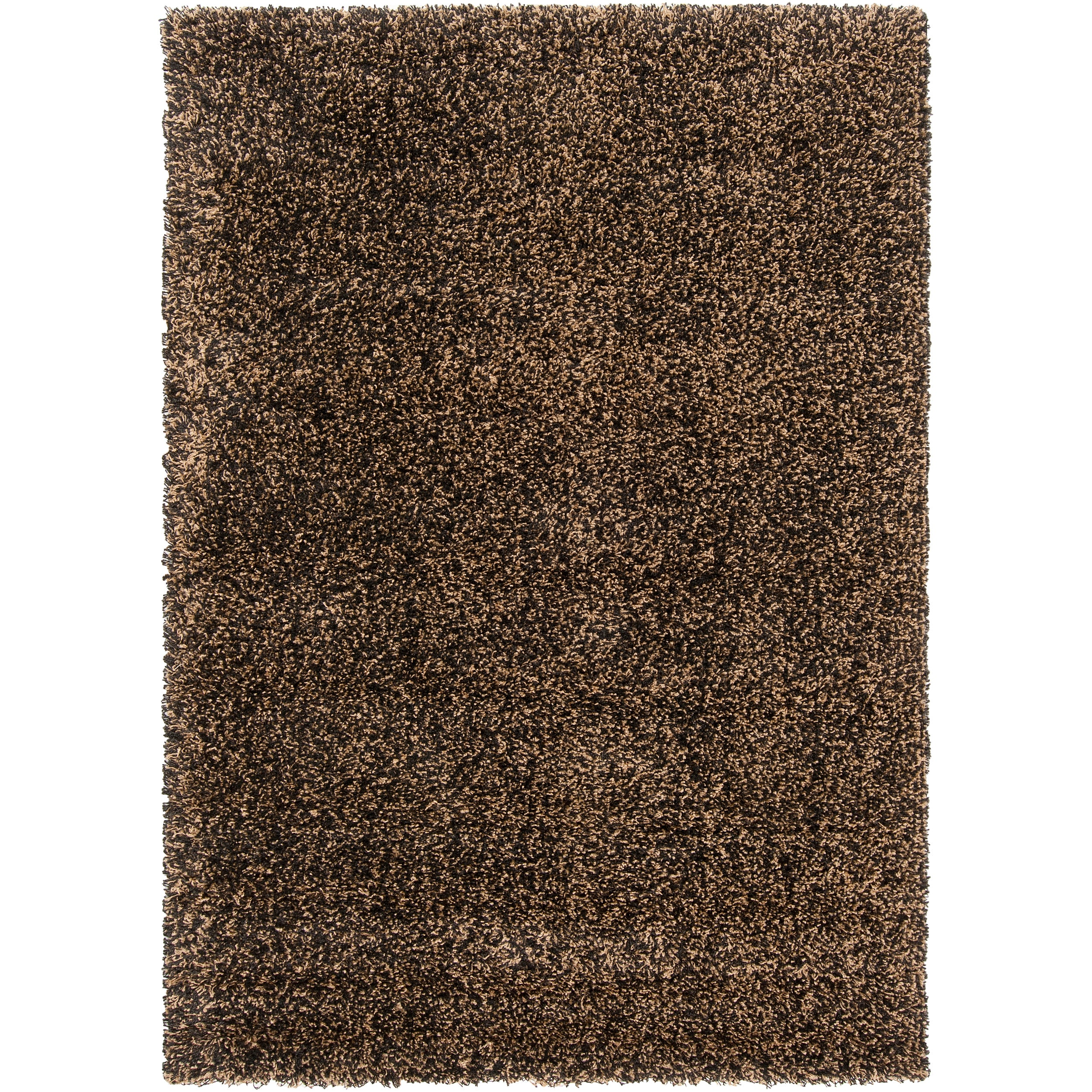 Woven Grey Luxurious Soft Shag Rug (7'10 x 10'6)