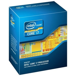 Intel Core i7 i7-3770S Quad-core (4 Core) 3.10 GHz Processor - Socket