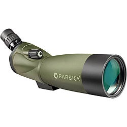 20-60x60 WP Blackhawk Angled Spotting Scope With Tripod, Carrying Case And Premium Hard Case