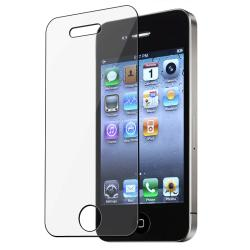 BasAcc Clear Self-adhering Screen Protector for Apple iPhone 4/4S