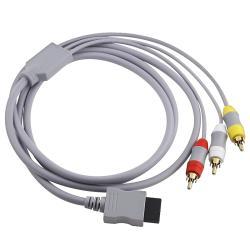 INSTEN A/ V Composite Cable for Nintendo Wii
