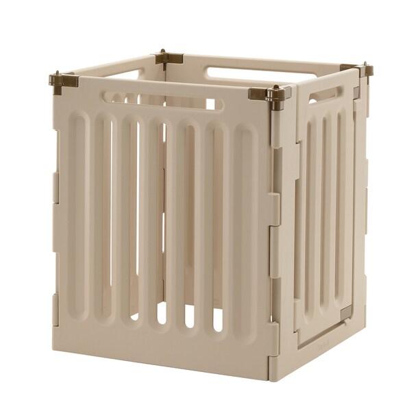 Richell Convertible Indoor/ Outdoor 6-Panel Pet Playpen