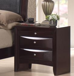 Skyline 2-drawer Nightstand
