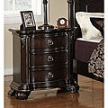 Jensen 3-drawer Nightstand