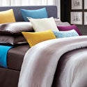 Mocha Galaxy California King-size 8-piece Cotton Comforter Set